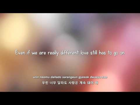 SHINee - Love's way (+) SHINee - Love's way