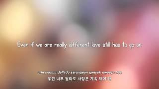 SHINee- 사랑의 길 (Love's Way) lyrics [Eng.   Rom.   Han.]