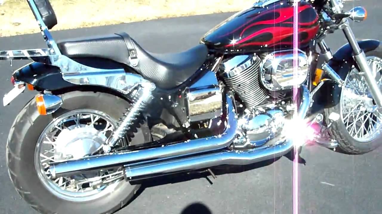 Good 2005 Honda Shadow Spirit 750