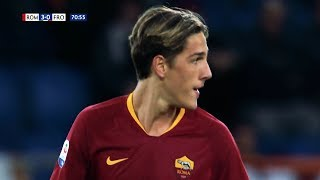 Nicolò zaniolo (born 2 july 1999) is an italian professional footballer who plays as a midfielder for serie club roma and the italy national team.