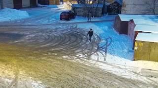 Дедовск_31.01.2020 неиз.бросил безжалостно собаку у ст.Миитовская
