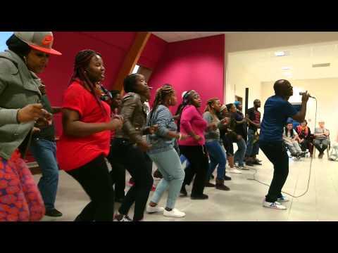 Memeza african choir. Rédemption song