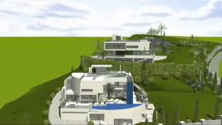 Project for Ultra Modern Home in Marbella