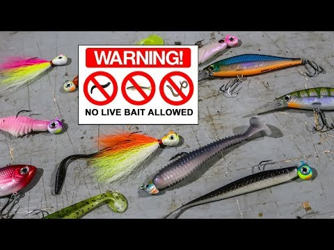 Best spring walleye baits and techniques (NO LIVE BAIT!)