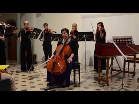 Boccherini Cello Concerto G480 G-Dur