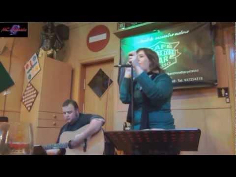 MC acoustic en Picasso bar