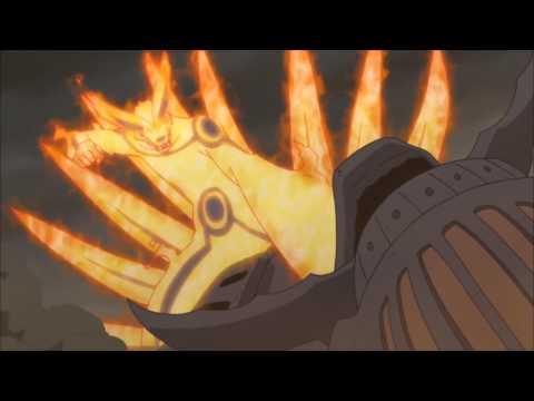 AMV Uzumaki Naruto first time in Beast Mode - DJ Fresh - Louder (Doctor P & Flux Pavilion Remix)