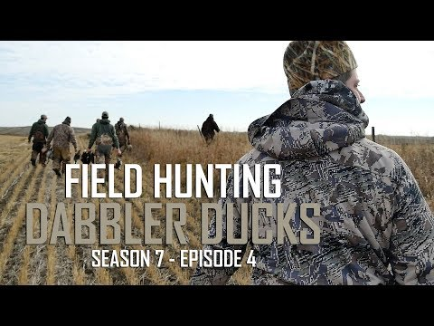 FILLIN' STRAPS - CANADA PART 2 | Duck Hunting Saskatchewan
