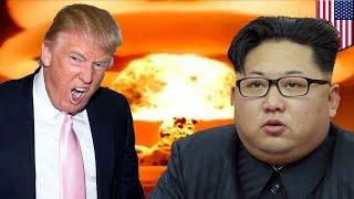 Trump v Kim Jong-un war movie: Donald and Kim star in summer's biggest, hottest blockbuster