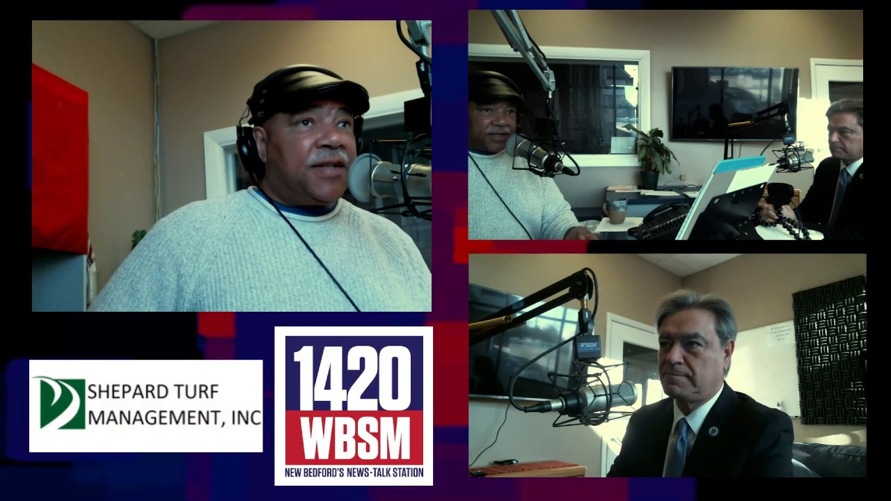 WBSM TV: State Rep  Antonio Cabral on Paid Family and Medical Leave