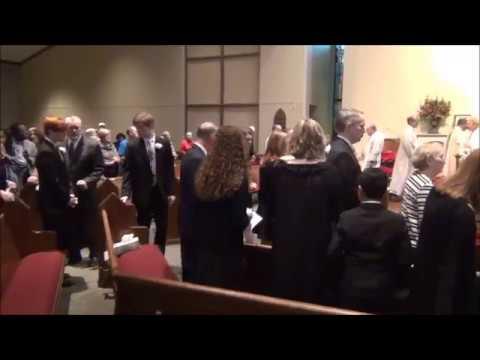 Victor Buchholz Sr. Funeral Mass
