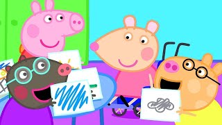 Peppa Pig Official Channel | Meet Peppa Pig's New Friend - Mandy Mouse!