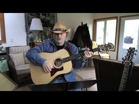 673 - Abilene - George Hamilton IV - acoustic cover