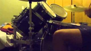 The Trooper - Iron Maiden (Drum cover)