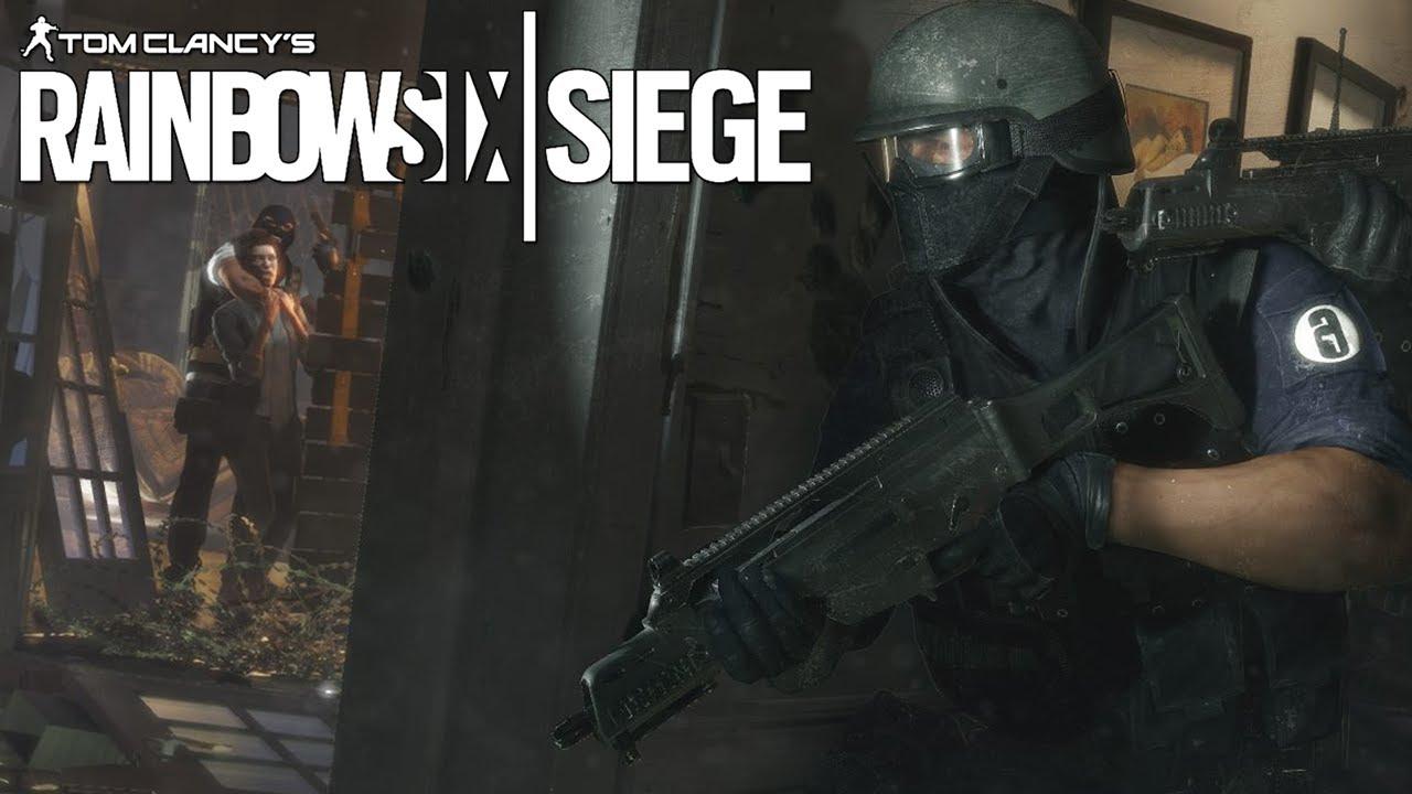 splinter cell rainbow six siege game play