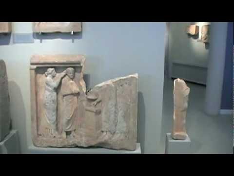 Thassos Guide - Limenas, Archaeological Museum