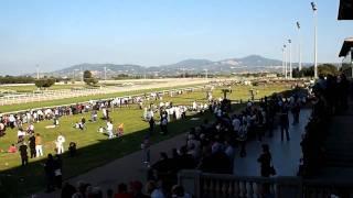 スタンド視点での128° Derby Italiano Better (第128回イタリアダービー)