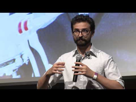 Unleash creativity in flight | Michael Perry | TEDxHongKong