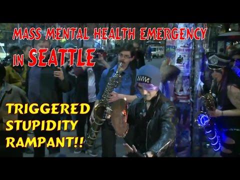 Seattle's post election mental health emergency - living In denial