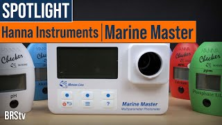 Chasing the Reef Tąnk Test Kit Rainbow? Your Pot of Gold Is HERE! Hanna Instruments Marine Master