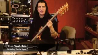"Joey DeMaio speaks regarding the re-recording of ""Battle Hymns"". ww..."