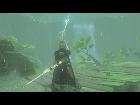 Zelda: Breath Of The Wild - Phantom Ganon Armor Locations (EX Treasure: Dark Armor)