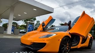 Getting Picked Up From School In A McLaren thumbnail