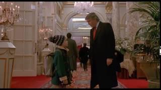 Donald Trump appears in Home Alone 2