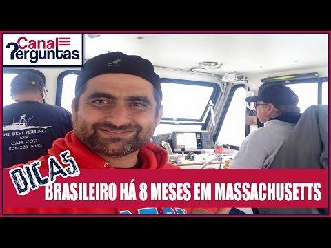 🔴[AO VIVO] Brasileiro em Massachusetts - 8 meses de América !
