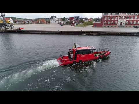 Sea Machines & TUCO demo Autonomous Vessel Tech in Korsor, Denmark