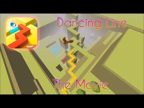Dancing Line - The Movie (All Levels 25% Speed) (OUTDATED)