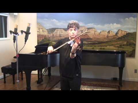 "Stuart Carlson performs ""Toccata and Fugue in D minor"" by JS Bach (original arrangement)"