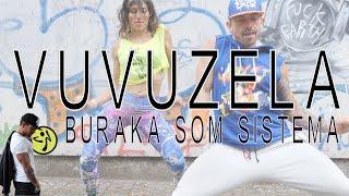 Buraka Som Sistema - Vuvuzela. Kuduro Zumba Choreo