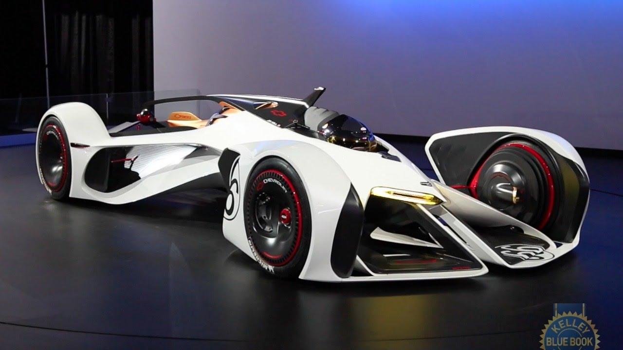 Chevy Chaparral 2x Vision Gran Turismo Concept 2014 La