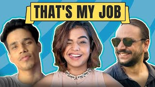 That's My Job with @Karan Singh Magic & @GamerFleet  | Episode 21