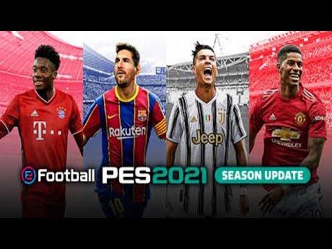 eFootball PES 2021 Season Update - Full Match Gameplay  
