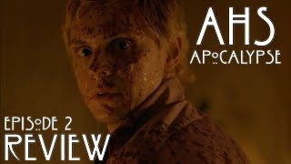 American Horror Story Apocalypse Episode 2 | Recap, Review & Reaction