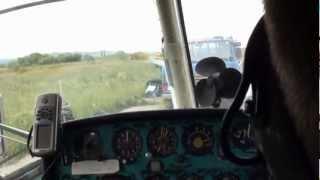 Пилотирование легендарного вертолета Ми-2 от Emotion-box.ru