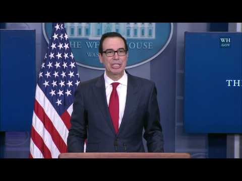 6/29/17: White House Press Briefing