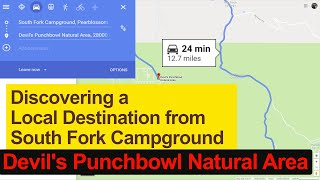 More Things To Do Near South Fork Campground