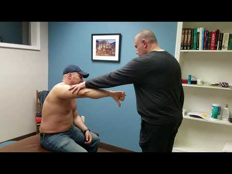 Weight Lifter with Shoulder Injury Helped by Cranford, NJ Chiropractor