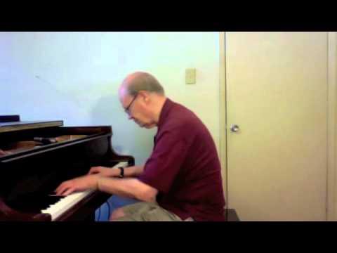 "Edward Tarte plays ""Flow Gently, Sweet Afton"""