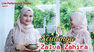Lagu Aceh Seulanga - Zalva Zahira | Live Performance Studio