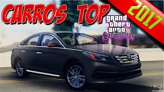 Download Melhor Pack com 200 Carros TOP 2018 Leves GTA San Andreas Modificado Android