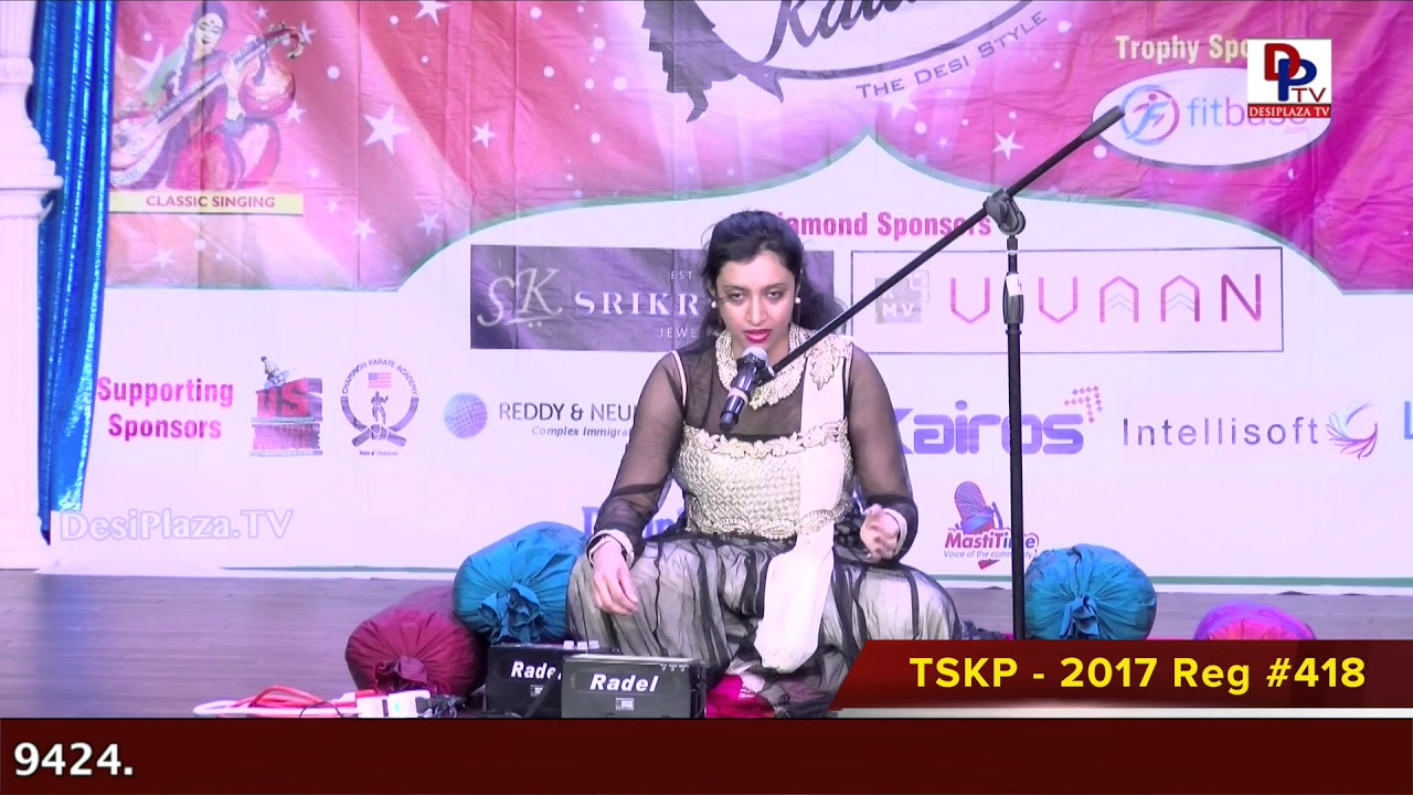 Star Kalakaar Night - 2017 Performance - Reg# TSKP2017418
