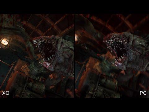 Metro 2033 Redux: Xbox One Vs PC Comparison