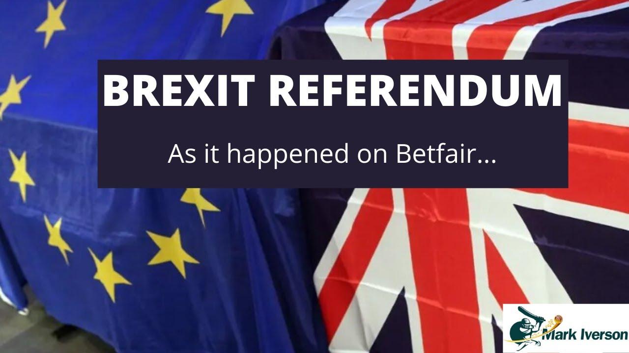 Betfair Brexit