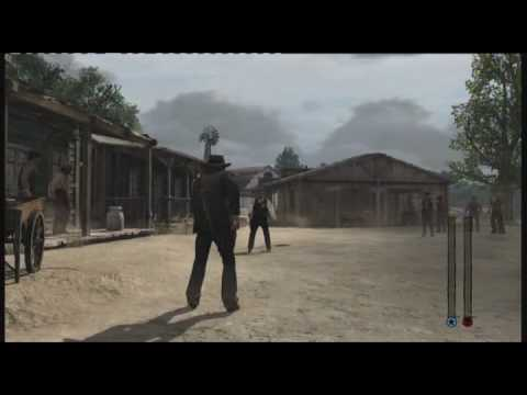 Red Dead Redemption Dueling Tutorial