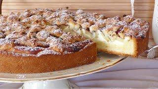 SOSLU ELMALI PASTA Tarifi|Pasta Tarifleri|#Masmavi3mutfakta