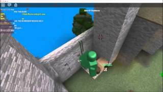 ROBLOX - Mad Games Sheriff Madness Hacked Edition